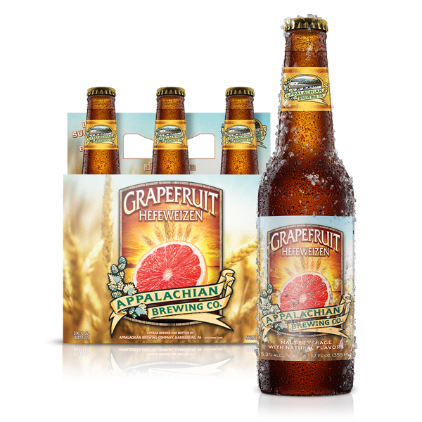 ABC Grapefruit Hefeweizen